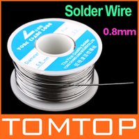 Wholesale Freeshipping mm g Tin Lead Melt Rosin Core Solder Soldering Wire Reel Dropshipping order lt no track