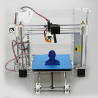 Wholesale I3 DIY D printer DIY KIT largest print size can print mostly filament like PLA ABS ect