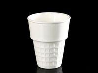 Wholesale Melamine Drinkware Inch Lattice Striae Ice Cream Cup Chain Restaurant With Melamine Cup Melamine Products A5 Melamine Tableware