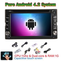 Universal In-Dash DVD Player android dvd player app - Android GHZ Double Din G Wifi Car DVD Player GPS Capacitive Touch screen D Map APP store BT Radio Ipod RDS G Wifi TV Car Stereo PC