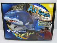 air shark helicopter - Air Swimmers Flying Clownfish Shark Nemo Flying Remote Control RC Fish