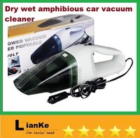 high power vacuum - Portable Mini V W High Power Dry And Wet Car Vacuum Cleaner