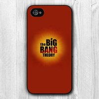 big bang phone case - Yark The Big Bang Theory Customized designs luxury Hard Plastic Mobile Phone Bag Case Cover for iphone s s c plus
