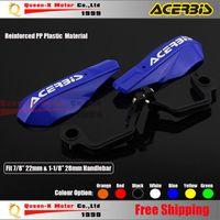 acerbis atv - ACERBIS Plastic quot mm mm Handlebar Handguard CRF250 YZF KXF RMZ DRZ Dirt Pit Bike motocross Motorcycle ATV order lt no track