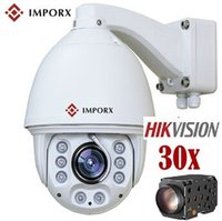 ptz camera auto tracking - hikvision outdoor led array m ir ip66 Mp Full HD x zoom Auto tracking PTZ camera Network IR PTZ Dome Camera