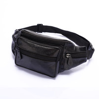 Wholesale Brand New Multi functional Drop Leg Motorcycle Cycling Fanny Pack Waist Belt Bag Men waist bag Black Color Zy00514
