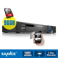 Wholesale SANNCE CH H HDMI Digital Video Record Security DVR System For H CCTV Camera T H With DD
