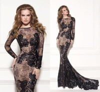 Cheap Reference Images Evening Dress Best Jewel/Bateau Lace Prom Dress