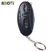 alcohol torch - in Multifunctional Keychain Digital LCD Alcohol Analyzer Tester Breath Breathalyzer with Torch Timer Retail Box