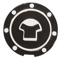 Wholesale Universal Mototcycle Gas Tank Sticker Fuel Cap Cover Pad For HONDA CBR RVF VFR CB400 CB1300 RR