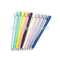 10 piezas de color Touch Stylus Pen para Nintendo NDSL NDS Lite lápiz táctil lápiz rojo