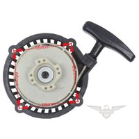 Wholesale 2015 Chinese Easy Pull Start Recoil Starter for Makita Style Grass Cutter Lawn Mower Drop Shipping