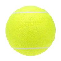 Wholesale 9 quot Oversize Felt Rubber Giant Tennis Ball for Children Adult Pet Fun ElasticTennis Balls
