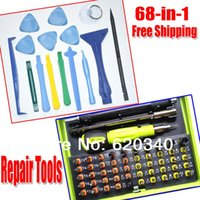 Wholesale Professional disassemble Opening tools for repair the shell tools screwdriver tool set kit removable notebook flat PC phone LCD order lt no