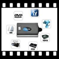 4 CANALES MINI USB2.0 DVR seguridad del video CAPTURA CCTV CAMARA VIDEO TARJETA BOX ADAPTADOR
