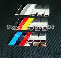 auto cars germany - xterior Accessories Car Stickers New Car Metal Germany Flag Sticker Emblem Decal For B MW Car Auto Exterior Body Decor