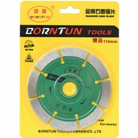 Wholesale 4 quot Diamond circular tile saw blades mm cutting discs for tiles and marble