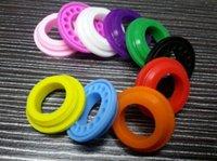 spigen - spacer rings aspire for nautilus atlantis atlantis v2 colorful silicone ring seal spigen o ring anti spill e juice