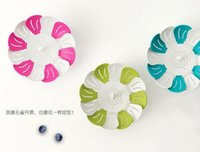 Wholesale Fashion home fruit plate convenient and beautiful fruit plate innovative design of home life products