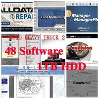 alldata software for sale - Hot sales Alldata and mitchell software V10 alldata repair software and mitchell car repair software in1TB HDD