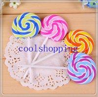 Wholesale DHL Freeshipping Best selling Eraser J Korea rubber lovely lollipop eraser Gifts Multifunction