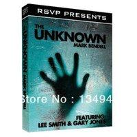 al por mayor presentes vídeo-RSVP presenta magia - El desconocido por Mark Bendell, entrega rápida, magia Close-up, ÚNICA magia de enseñanza de vídeo enviar por correo electrónico