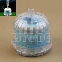 air driven pump - Useful Air Oxygen Pump Driven Bio Filter Aquarium Fish Tank Sponge Box Filter