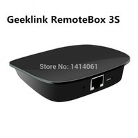 Wholesale Geeklink RemoteBox S Home Automation Intelligent WiFi IR RF Smart home switch for iPhone Android Remote control