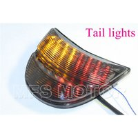 Wholesale motorcycle parts Smoke LED Tail Light For Honda CBR CBR900RR Fireblade CBR954RR