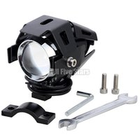 high power led headlight - Cool Motorcycle CREE LED Headlight U5 Transformer W LM Waterproof Motorcycle Boot LED Headlight High Power Spot Light strobe light