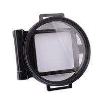 Wholesale Andoer mm Lens Filter Adapter Ring Aluminum for Sport GoPro Hero Camera