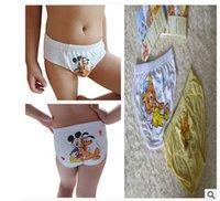 Wholesale Panties Boy Pants Underwear Shorts cartoon Kids Briefs Boy Panties Clothes All Season