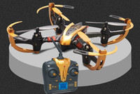 Wholesale Upgrade version Drone CH Brushless UFO LCD Transmitter RC Helicopter quadcopter For Gopro