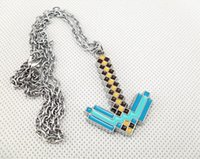 Wholesale 2014 Minecraft key chain cartoon explosion models selling game q version drip Color My World Keychain