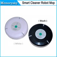 Wholesale Robot Mop Random Smart Cleaner Automatic Dust Cleaner AUTO CLEANER ROBOT Japan sweeping robot toy automatic sweep lazy supplies hot