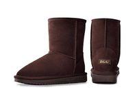 australian sheepskin boots - 2015 Australian leather new Boots Australia snow boots classic women boots Boots Sheepskin Boot