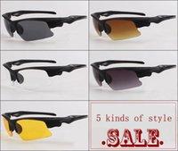 Wholesale 2015 fashion New Mens HD Polarized Aviator Sunglasses Outdoor Driving Fishing Glasses Eyewear Sunglasses Fashion Eyewear