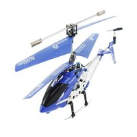 Wholesale high quality electronic toy CH Radio remote control helicopter Metal Gyro rc helicopter