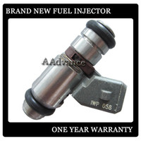 Wholesale Good quality gasoline fuel injector assembly Marelli IWP058 For VW Polo