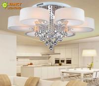 Wholesale K9 crystal Modern crystal chandelier V V chandelier crystal for living room bedroom dining room decor Candelabros