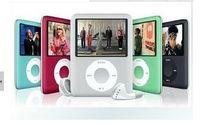 Wholesale New Slim inch LCD GB memory built in th MP3 Player Voice Recorder E Book Reading FM Radio