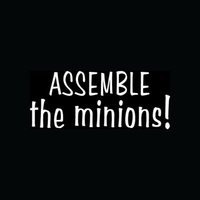 assembling laptop - Car Stickers Assemble The Minions Sticker Funny Window Decal Laptop
