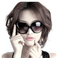 amber big - 2015 Ms hot sales sunglasses fashion trend sunglasses yurt female models big box sunglasses