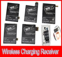 s4 wireless charger - Wireless charging receiver for samsung galaxy note note s3 s4 s5 Qi Wireless Charging Module Receiver Wireless Charging Adapter