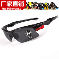 night vision goggles - New arrival cheap Night vision goggles sunglasses driving cycling UV polarized sunglass sport glass new brand men sun glasses good quality