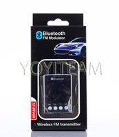 Wholesale bluetooth FM mp3 with SD TF card BT006 with microphone for calling