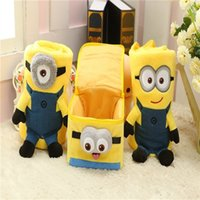 Wholesale Woolen Travel Blanket quot Minions quot Air Conditioner Blanket Great for Sofa Car Outdoor Office and More quot quot Two Eyes