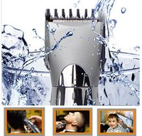 Wholesale New Electric Man Baby Hair Clipper Trimmer Rechargeable Shaver Razor Waterproof Cordless Adjustable Hot New