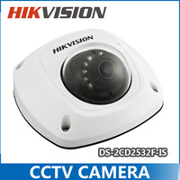 audio dome camera - New Hikvision dome camera DS CD2532F I S W audio Wifi MP Mini dome Up to m IR Network camera DS CD2532F IWS