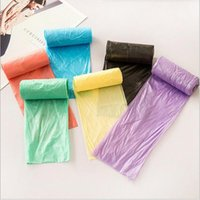 Wholesale New Convenient Environmental Large Multicolor Thicken Cleaning Bag Load Break Type Garbage Bag